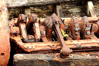 Rusting Engine, Batam, Indonesia